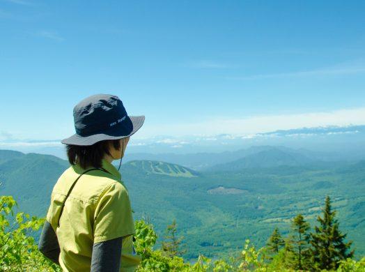 黒姫山(2053m)登山を予定される方へ  登山ガイド ー大橋登山口編ー【信越五岳】